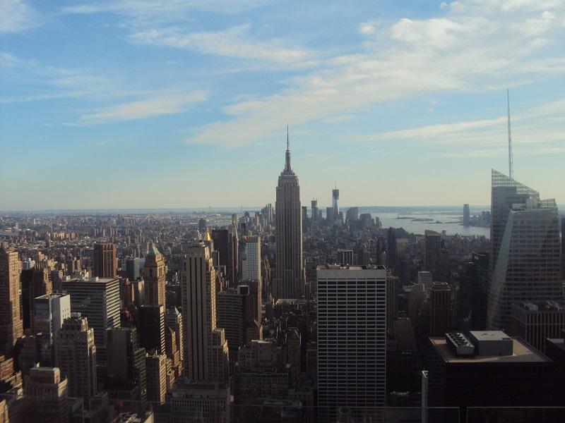 A ESPETACULAR NOVA IORQUE