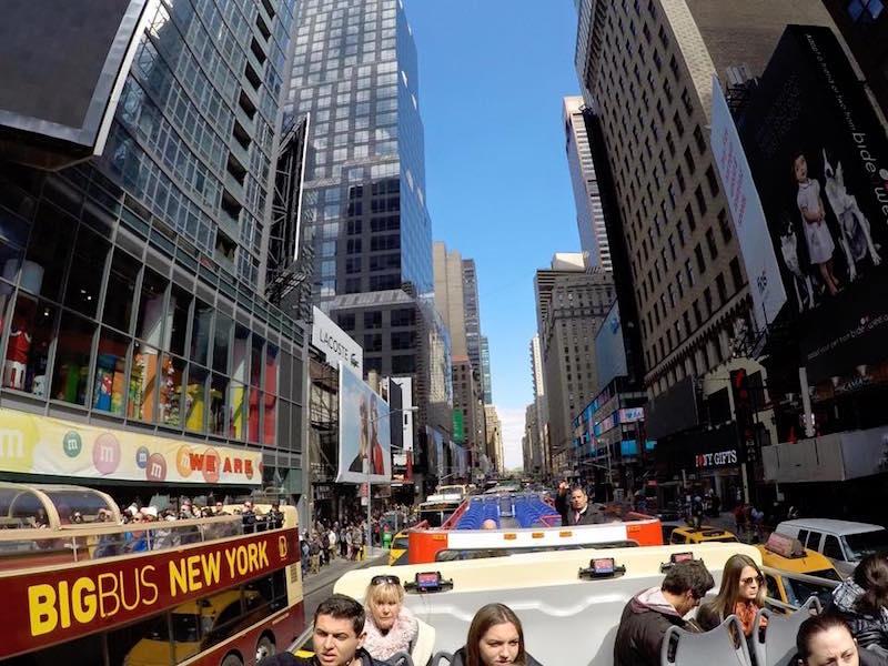 DIÁRIO DE VIAGEM: NEW YORK (3)