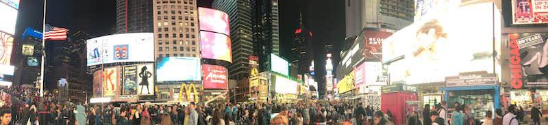 DIÁRIO DE VIAGEM: NEW YORK (1)