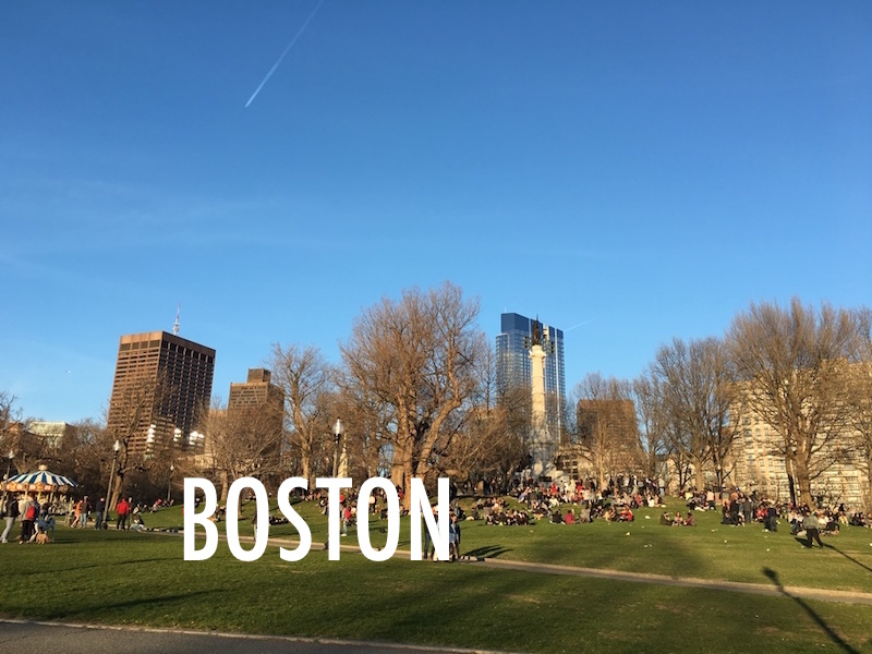 A INCRÍVEL BOSTON