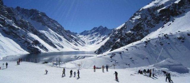 CHILE: TEMPORADA DE NEVE 2019