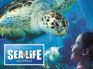 SEA LIFE Landing Page